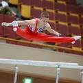 2013国際ジュニア体操競技選手権大会/ブリン・ビーヴァン②(GBR)