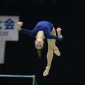 2013国際ジュニア体操競技選手権大会/キャサリン・リオンズ②(GBR)