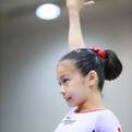 2013国際ジュニア体操競技選手権大会/杉原愛子(JPN)