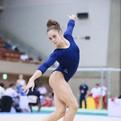2013国際ジュニア体操競技選手権大会/キャサリン・リオンズ①(GBR)