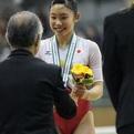 豊田国際体操競技大会/井上和佳奈(日本)