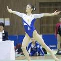 豊田国際体操競技大会/内山由綺(日本)