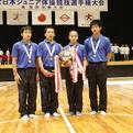 2014全日本ジュニア男子団体上位チーム