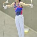 第17回アジア競技大会つり輪2位「武田一志(JPN)」
