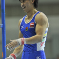 祝! 第17回アジア競技大会個人総合準優勝「山本雅賢(JPN)」