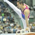 体操男子、まもなく登場!~第17回アジア競技大会