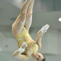 第17回アジア競技大会個人総合4位「山本優理子(JPN)」