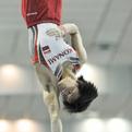 第69回全日本体操個人総合選手権/男子Ⅱ班1~3組