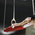 第54回NHK杯体操(男子試技順①)