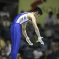 第69回全日本体操種目別ファイナリスト「鉄棒」(4~8位)