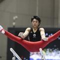 第69回全日本体操種目別ファイナリスト「平行棒」(4~8位)