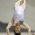 第69回全日本体操種目別メダリスト「女子跳馬」(銀・銅)