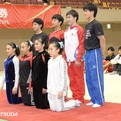 2015国際ジュニア日本代表選手