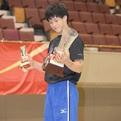 2015全日本ジュニア体操選手権大会~男子優勝「湯浅賢哉(市立船橋体操クラブ)」