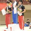 2015全日本ジュニア体操選手権大会~男子個人TOP3