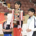 2015全日本ジュニア体操選手権大会~男子団体TOP3