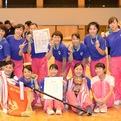 2015全日本インカレ~女子団体優勝「日本体育大学」