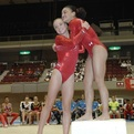 2015国際ジュニア体操競技大会~女子個人総合TOP3