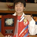 2015国際ジュニア体操競技大会~男子個人総合TOP3