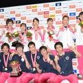 第69回全日本体操団体選手権/男女W優勝「日本体育大学」