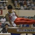 第69回全日本体操団体選手権予選「関西高校」