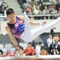 第69回全日本体操団体選手権~男子決勝<前半種目>