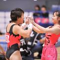 鶴見虹子&村上茉愛~第69回全日本体操団体選手権