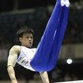 第55回NHK杯男子8位~齋藤優佑(徳洲会体操クラブ)