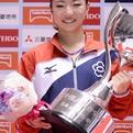 第55回NHK杯体操 女子優勝「寺本明日香(中京大学/レジックスポーツ)」