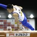 第70回全日本体操種目別選手権<予選>