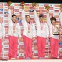 第70回全日本体操団体選手権女子TOP3