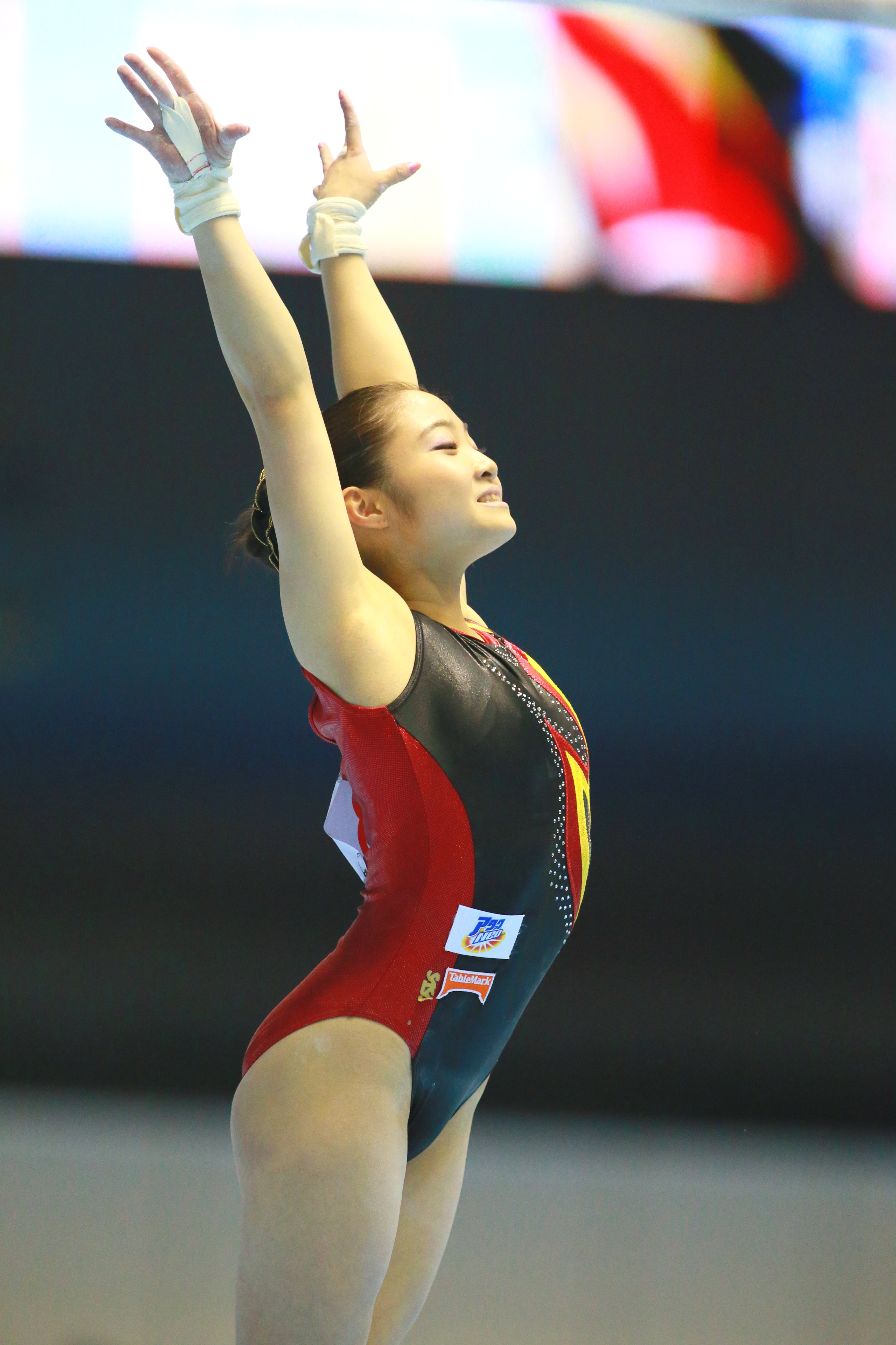 第67回全日本体操競技団体 ...の写真