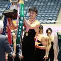 2013全日本新体操選手権大会 表彰式(団体)