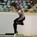 2013全日本新体操選手権大会/弓田速未(国士舘大学)