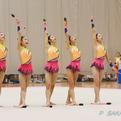第13回アジアジュニア新体操選手権/団体