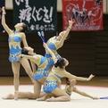 第29回全国高等学校新体操選抜大会 女子団体2・3位