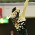 第29回全国高等学校新体操選抜大会 男子個人2位・3位