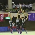 第29回全国高等学校新体操選抜大会 男子団体2・3位