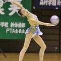 第29回全国高等学校新体操選抜大会 女子個人2・3位