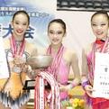 2014全日本ジュニア/女子個人メダリスト