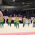 第15回日本新体操祭「ポップエンジェルRG」