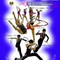 NPO総合体操クラブ新体操公演2015