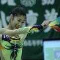 第30回全国高等学校新体操選抜大会女子個人総合入賞者