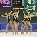 第30回全国高等学校新体操選抜大会結果(女子団体)
