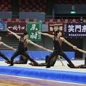 第30回全国高等学校新体操選抜大会結果(男子団体)