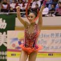 早川さくら、種目別リボンで金メダル獲得!~第7回アジア新体操選手権