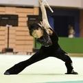 第67回全日本学生選手権 男子個人総合4位「細羽勇貴(花園大学)」