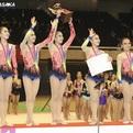 第15回全日本クラブ団体選手権~シニア優勝「エンジェルRGカガワ日中」