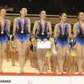 第15回全日本クラブ団体選手権~シニア2位「町田RG」