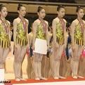 第15回全日本クラブ団体選手権~シニア3位「すみれRG」